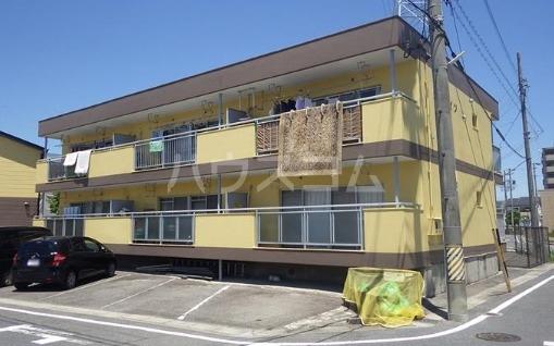 池田 ハイツ 203号室の外観