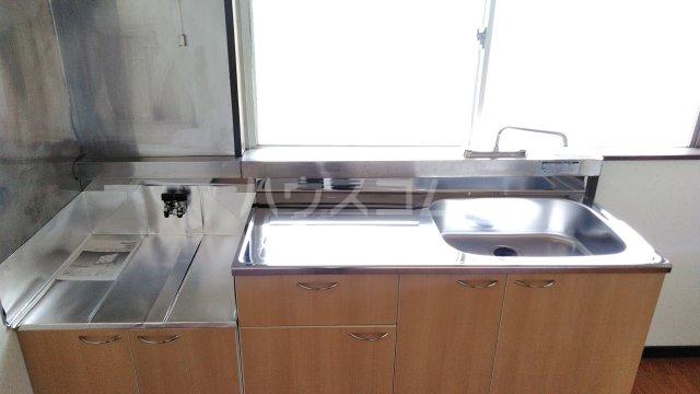 池田 ハイツ 203号室のキッチン