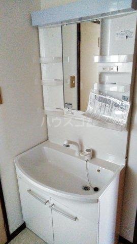 池田 ハイツ 203号室の洗面所