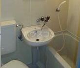 フローラ砂口 1階 103号室の洗面所