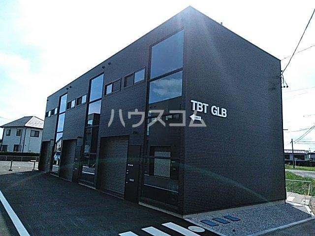 TBT GLB A棟の外観