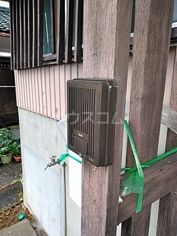 大清水2丁目借家 1号室のセキュリティ