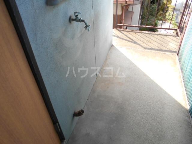 協和荘 201号室のキッチン