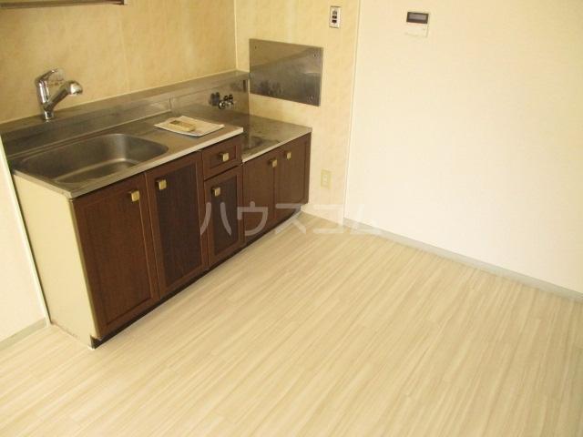 サニーコーポ富士見A 102号室のキッチン