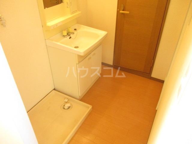 セント・トーマス 101号室の洗面所