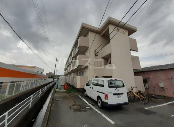 M・Oマンション外観写真
