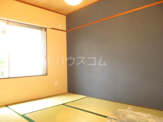 ガーデンヒル千葉寺 101号室のベッドルーム