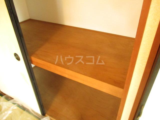 ガーデンヒル千葉寺 101号室の収納