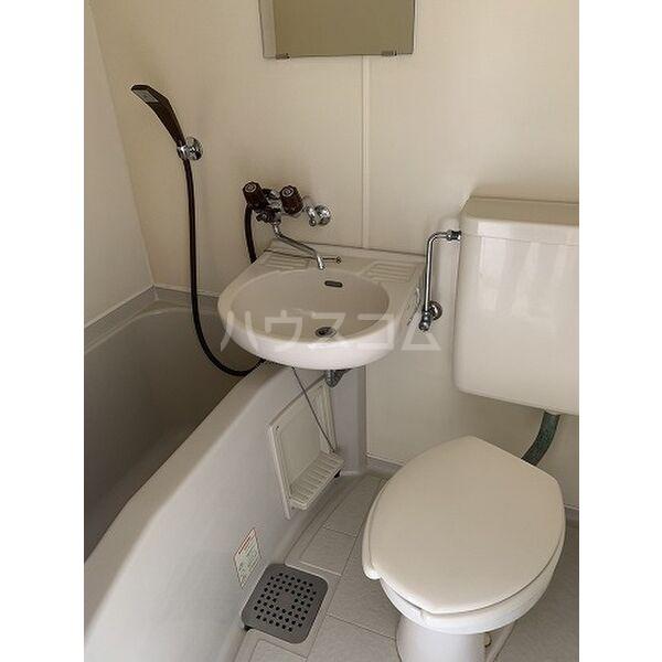 パレス桜第6 202号室の風呂