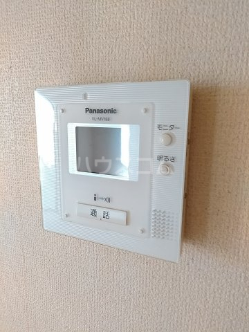 プリシェール 101号室のセキュリティ