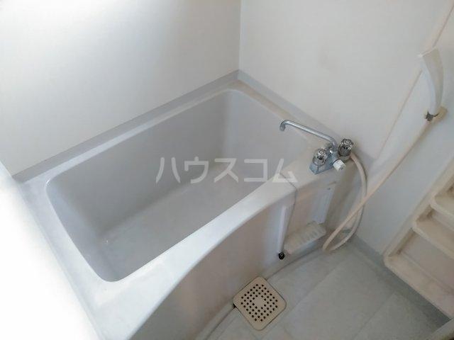 プリシェール 101号室の風呂