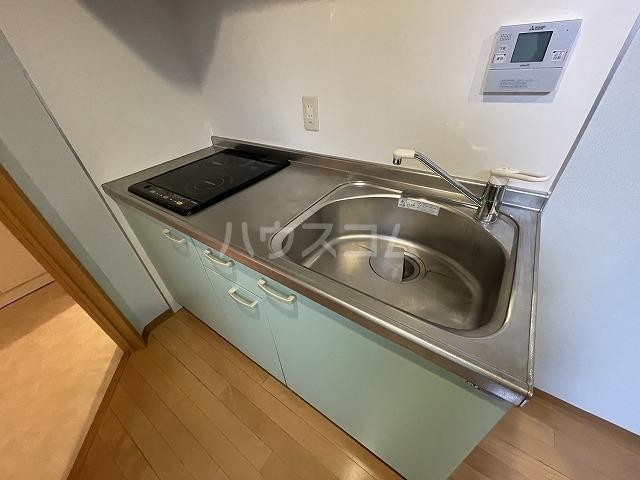 ルション・オクサワ 105号室のキッチン