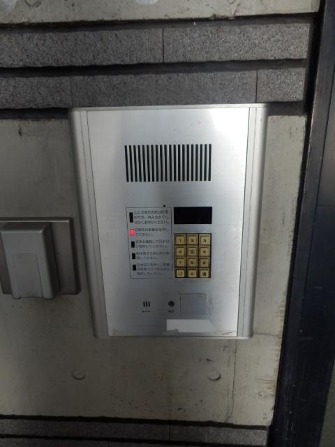 ヒルズ高坂 406号室のセキュリティ