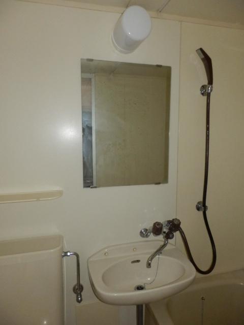 ヒルズ高坂 406号室の洗面所