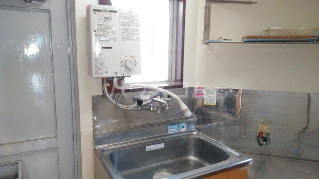 ミゾノコーポ 301号室のキッチン