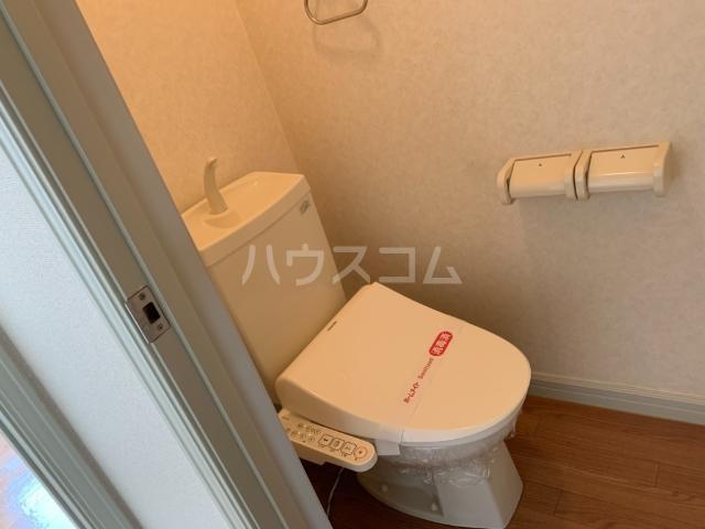 ライラックヒルズ 205号室のトイレ