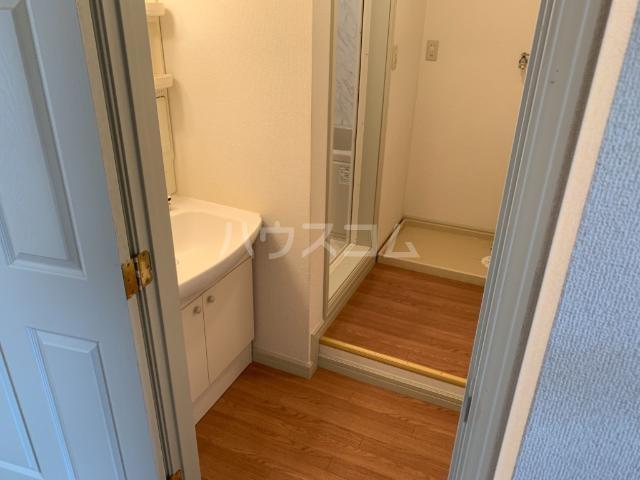 ライラックヒルズ 205号室の洗面所