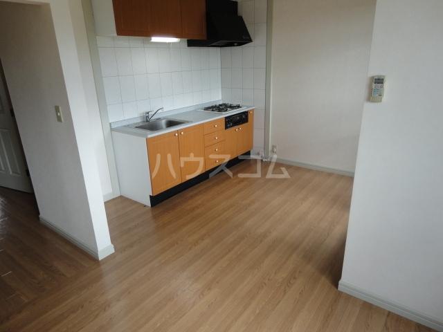 ライラックヒルズ 205号室のキッチン