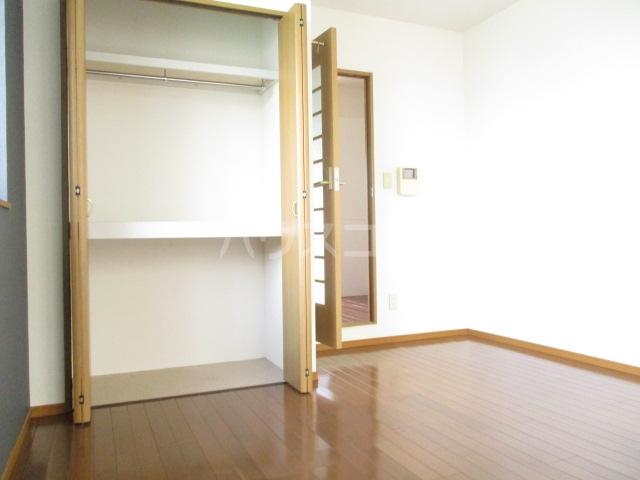 サワークレスト 303号室の居室