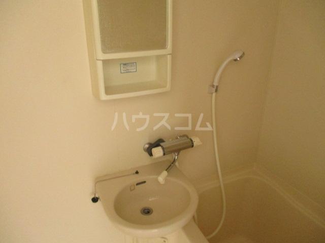 サワークレスト 303号室の洗面所