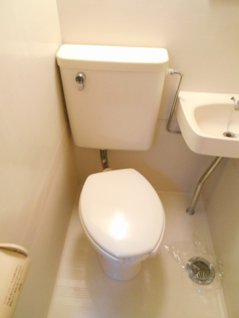 アクトピア八事Ⅰ 202号室のトイレ