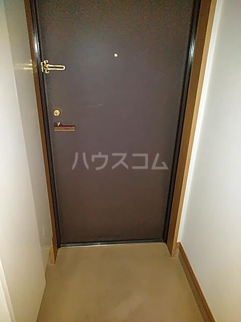カールド・カーサMT 307号室の玄関