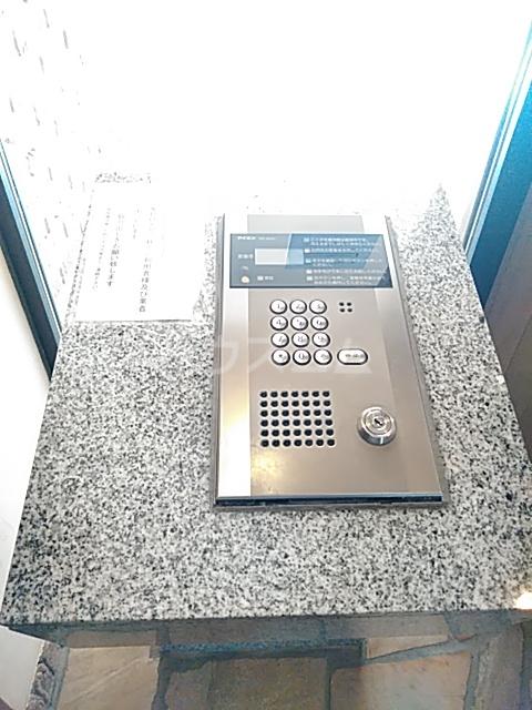 カールド・カーサMT 307号室のセキュリティ
