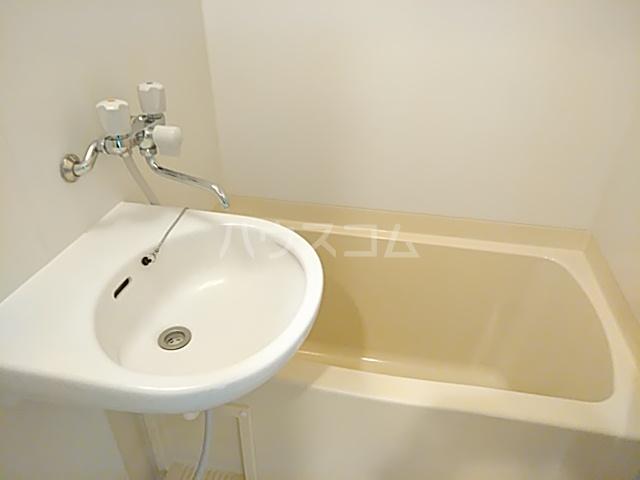 カールド・カーサMT 307号室の風呂