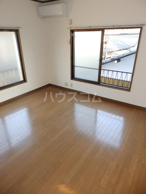 サンコーポヤマブン 101号室のリビング