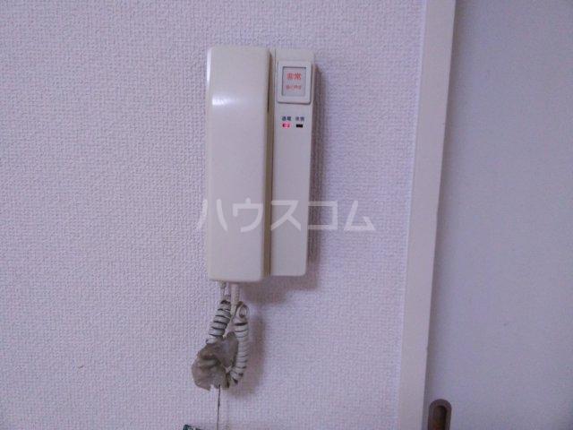 シャトーレ滝ノ水 3C号室のセキュリティ