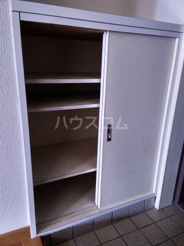 シャトーレ滝ノ水 3C号室の収納