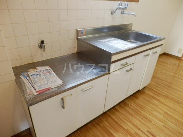 コーポ川島第3 103号室のキッチン