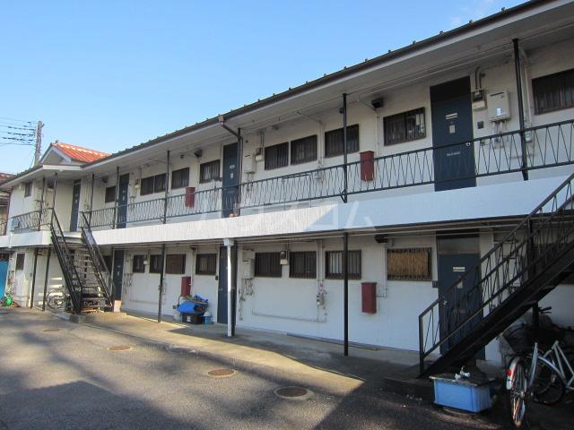 サンコーポヤマブン 101号室の外観