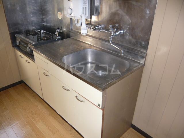 CASA IWANAMI 301号室のキッチン