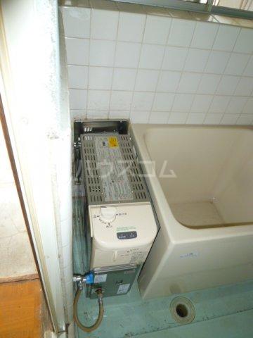 藤コーポ 201号室の風呂