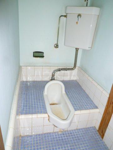 藤コーポ 201号室のトイレ