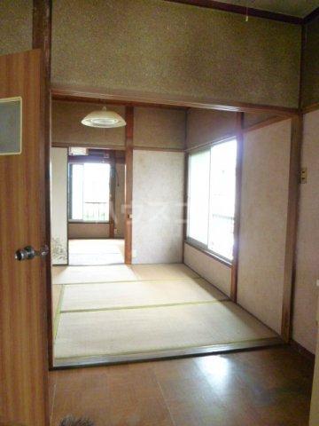 藤コーポ 201号室のリビング