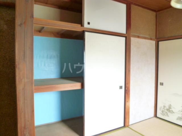 藤コーポ 201号室の収納