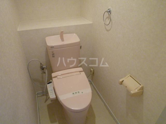 ハイツリービル 301号室のトイレ