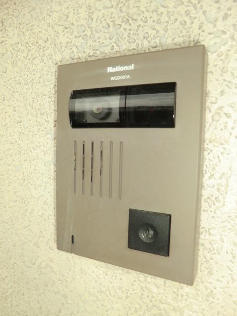 エミール1st 403号室のセキュリティ