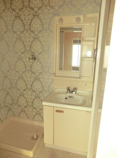 エミール1st 403号室の洗面所