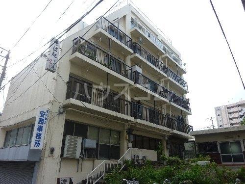 昭和コーポ1号棟の外観