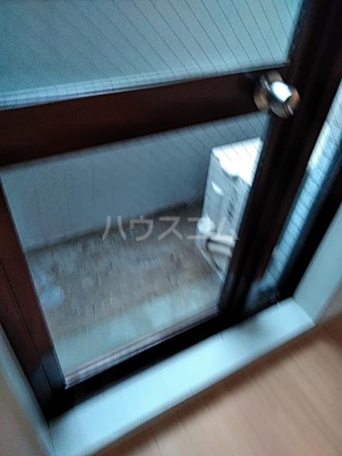 ビラエクセル21 101号室のバルコニー