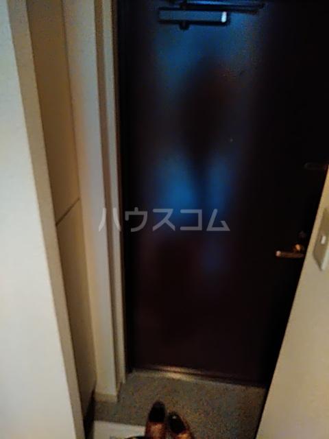 ビラエクセル21 101号室の玄関