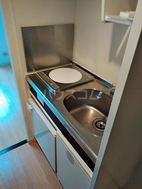 ビラエクセル21 101号室のキッチン