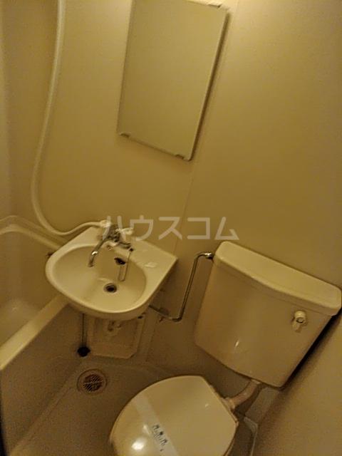 ビラエクセル21 101号室の風呂