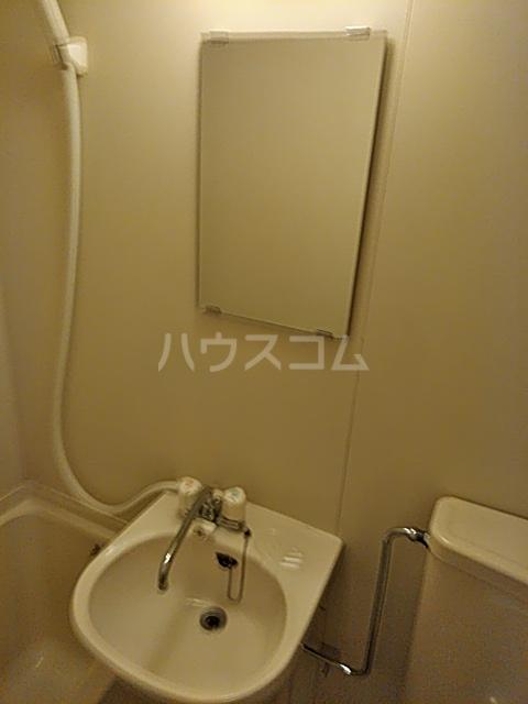 ビラエクセル21 101号室の洗面所