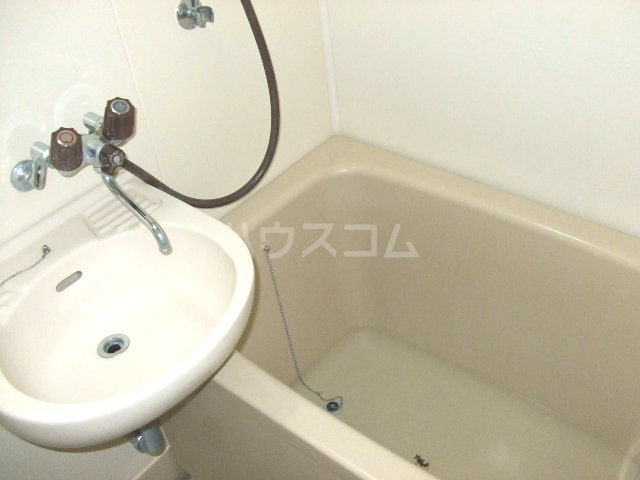 コーポヒコ 101号室の風呂