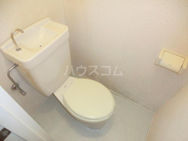コーポヒコ 101号室のトイレ
