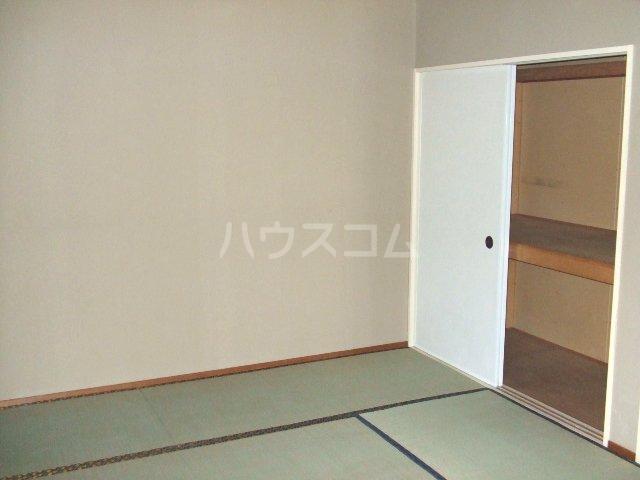 コーポヒコ 101号室の収納